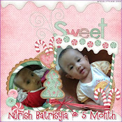 Eisyia @ 5 month