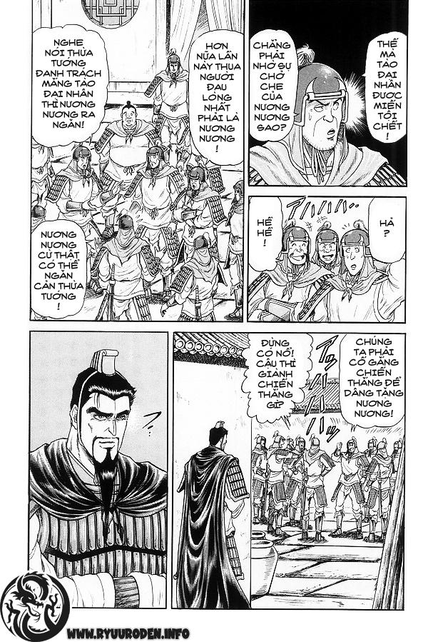 Chú bé rồng-Ryuuroden chap 15 Trang 4 - Mangak.info