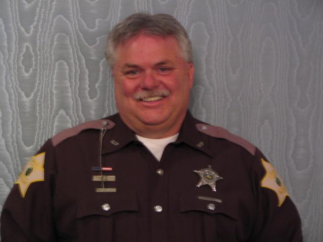 Starke County Sheriff Oscar Cowen