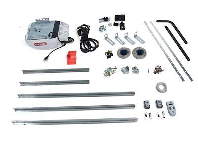 Fast Technology Genie 12 Hp Belt Drive Garage Door Opener