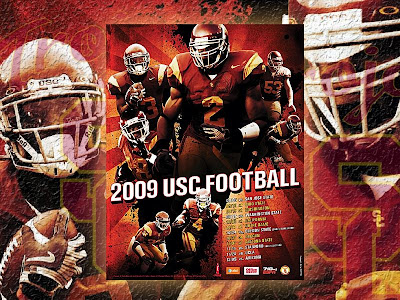 USC Football Schedule 2009