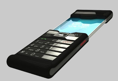 Matrix Phone 02 Concept Phone