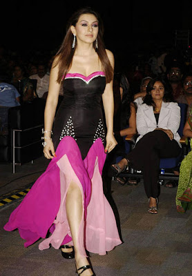 Hansika Motwani In Beautifull dress