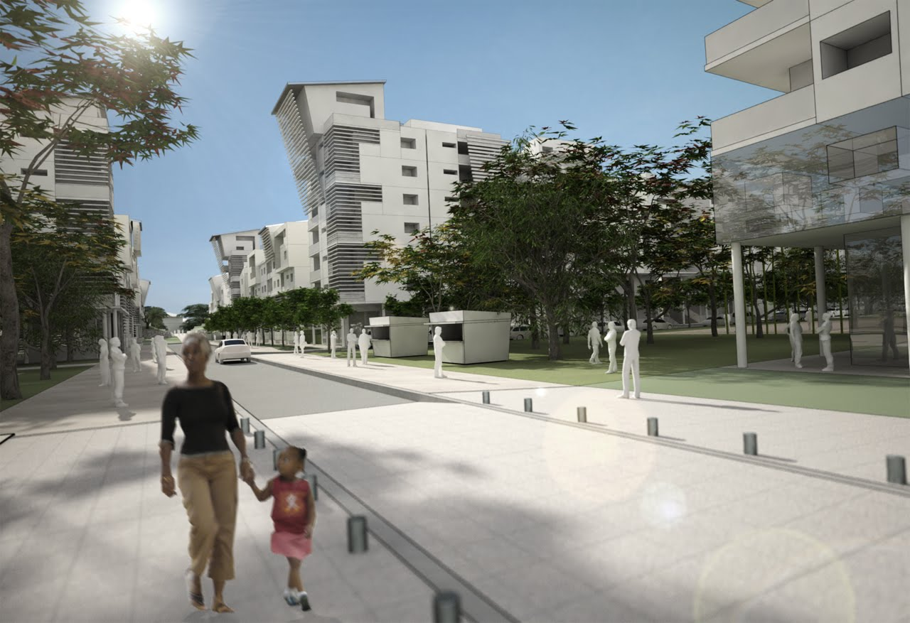 rénovation urbaine abymes