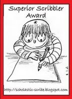 super scribbler award...