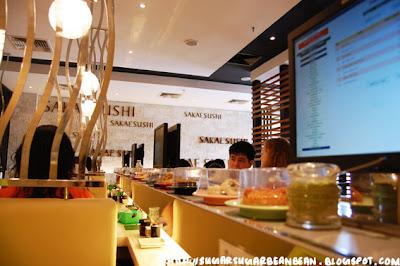 Sakae Sushi Eat Only Lar