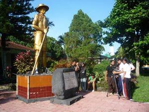 monumen tempat lahir Jenderal Sudirman