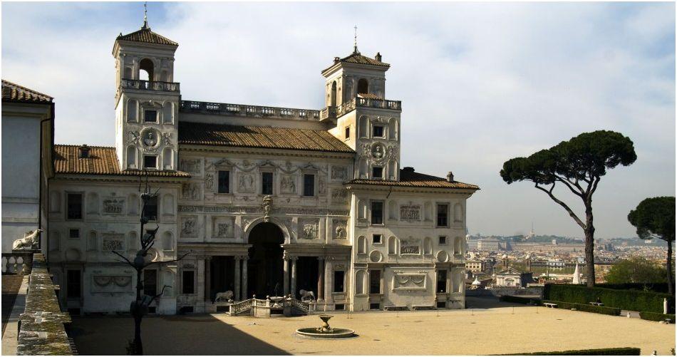 Villa Medici München idle speculations the villa medici rome