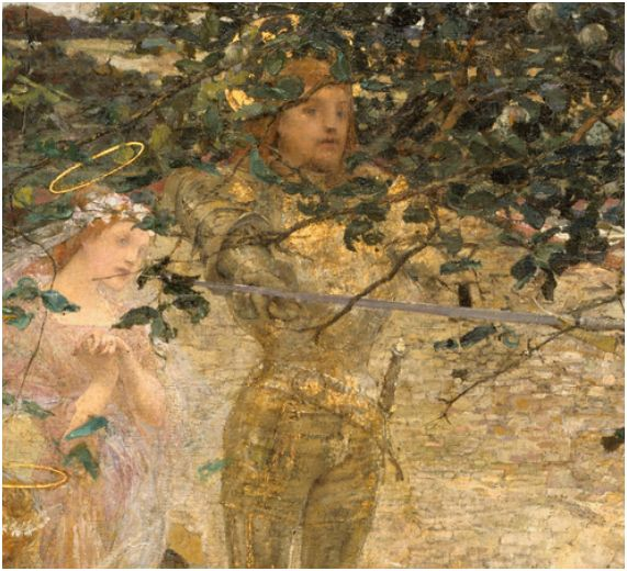 the power of art in joan of arc by jules bastien lepage Antoine vollon and his smashing  jeanne d'arc by jules bastien-lepage  he wrote that all the energy and power in contemporary art was coming from.