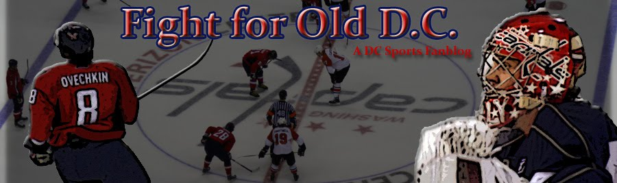 Fight For Old DC