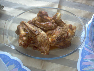 Baked chicken, New Year's