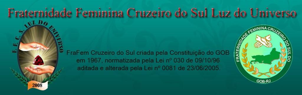 Fraternidade Feminina Cruzeiro do Sul Luz do Universo