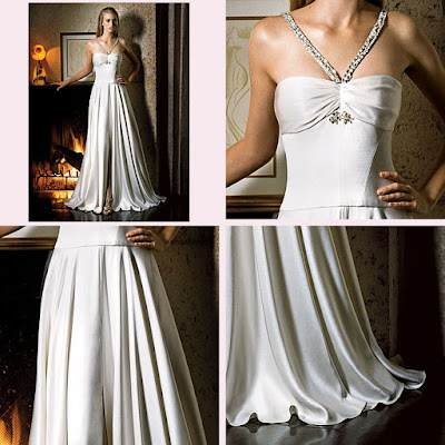 Bride Wedding Dress Fashion