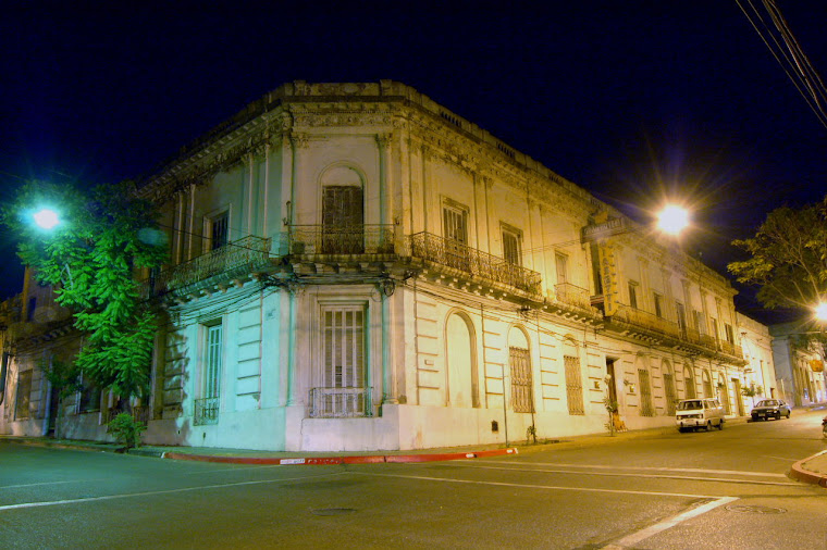 el histórico Hotel Biasetti