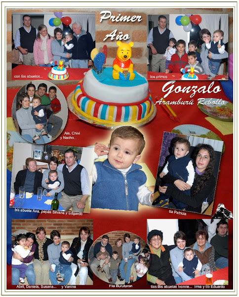 El 1er Año de Gonzalo