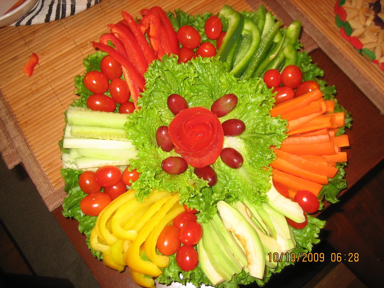 Fabulous Salad Decoration 1600 x 1200 · 658 kB · jpeg