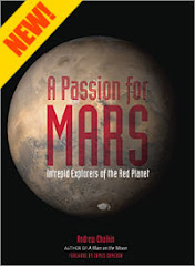 "Andrew Chaikin's ""A Passion for Mars"""