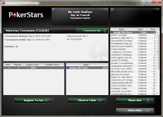 Finalmente venci um torneio.