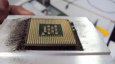 É o processador!