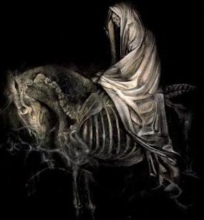 A morte sonda os corações cheios de rancor.