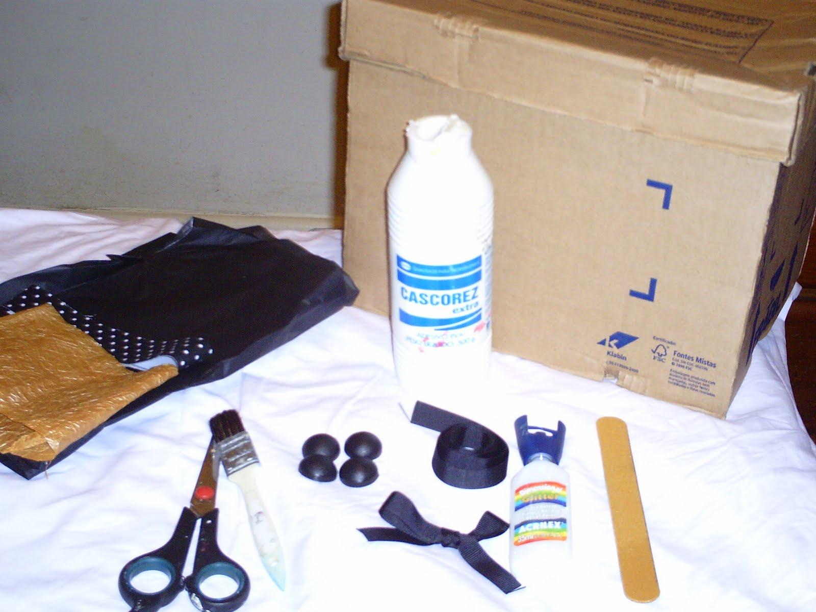 Ambiente Reciclável: Reciclagem de Caixa de Papelão #976B34 1600x1200