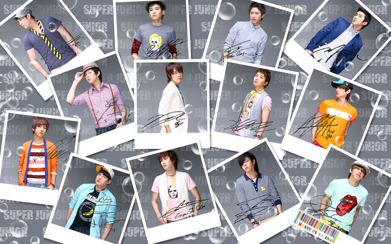 Boy band korea - Super Junior