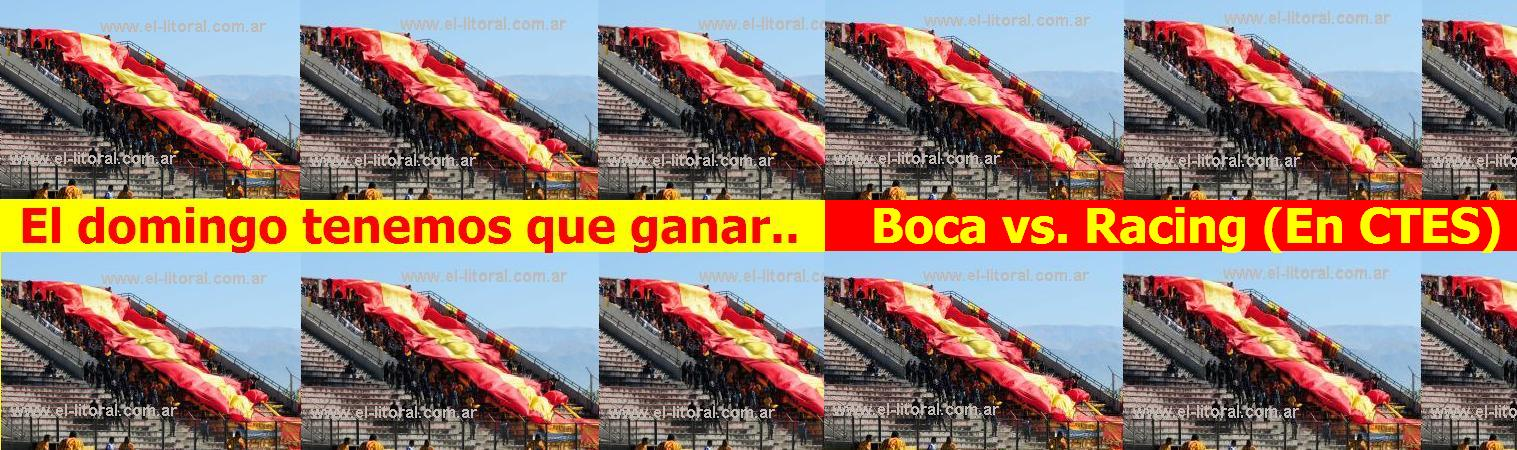 :: Boca Unidos ::