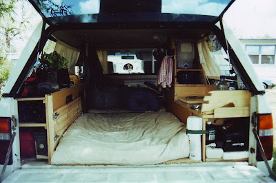 stealth camper creative ideas elkins diy. Black Bedroom Furniture Sets. Home Design Ideas