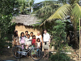Bicycle for Needy Bakong Family