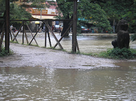 Siem Reap River Still Rising!