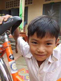 A Rotary Bike!