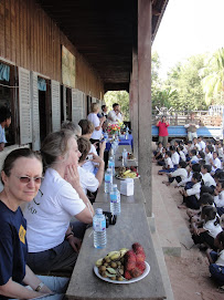 Rotarians at &#39;Muskoka School&#39;