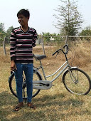 Rotary Bike for a Landmine Survivor
