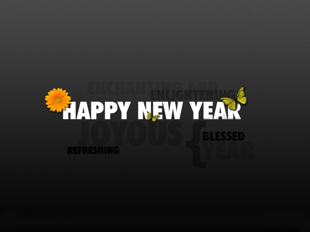 all new pix1: New Year Wallpaper For Pc