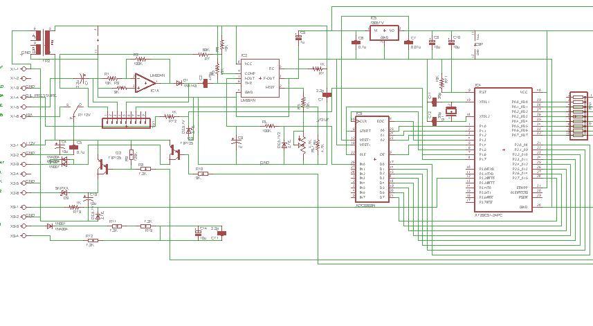 Electronica Para Maquinaria  Moto