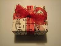 музыкальный подарок: развитие слуха