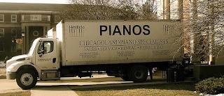 доставка пианино