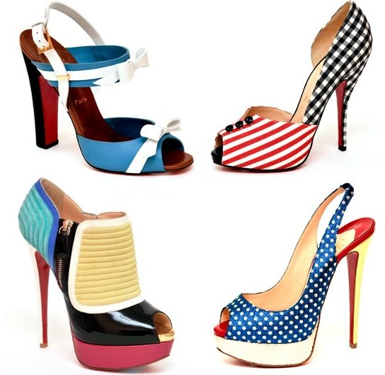 Colorful Sneaker Christian Louboutin Shoes