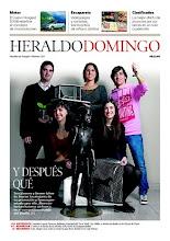 HERALDO DE ARAGÓN, 6 DE DICIEMBRE DE 2009