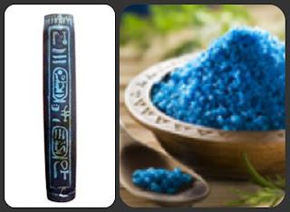 Minerales egipcios