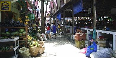 Boracay Markets
