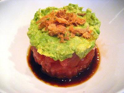 Stacey Snacks: Chef vs. Cook: Tuna Tartare w/ Crispy Shallots