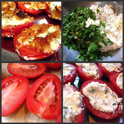 roasted tomatoes pastor ryan s roasted ricotta roma tomatoes pastor ...