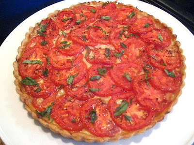 Stacey Snacks: Easiest French Tomato Tart