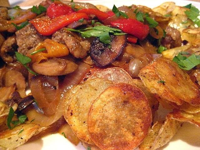Stacey Snacks: Piggy Pork Chops Giambotta