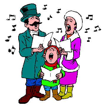 Christmas Carols on My Family   S Christmas Traditions   Yvonne Crawford