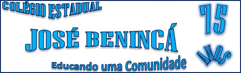 José Benincá Educação com Responsabilidade.