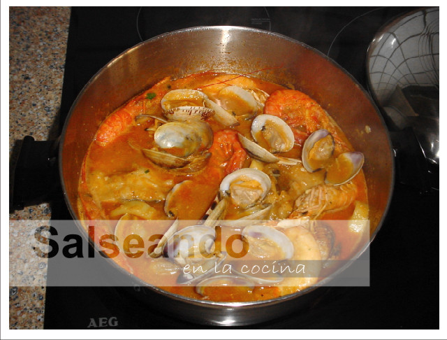 Salseando en la cocina sarsuela zarzuela for Cocinar zarzuela