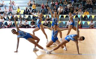 Gimnasia aerobica gimnasia aerobica en estado cojedes for Gimnasia concepto