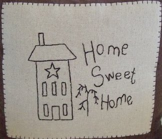 My Country Primitive Embroidery Machine Design Files For Sale On Etsy